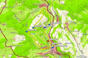 Route-Fischerhäusle