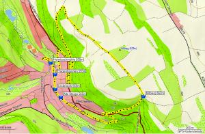 Route-Gansbrünnele