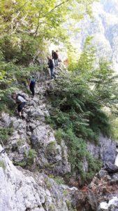 Weg zur Soca-Quelle